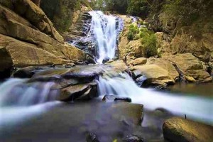 Tiger Waterfall Dalat