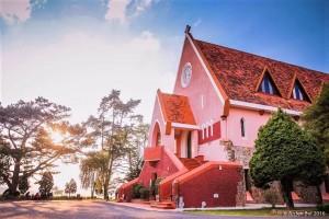 Domain De Marie Church Dalat