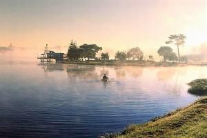 Dalat Xuan Huong Lake