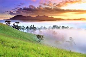 Dalat Lang Biang Mountain Tour