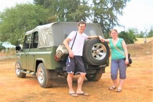 Dalat Jeep Tour